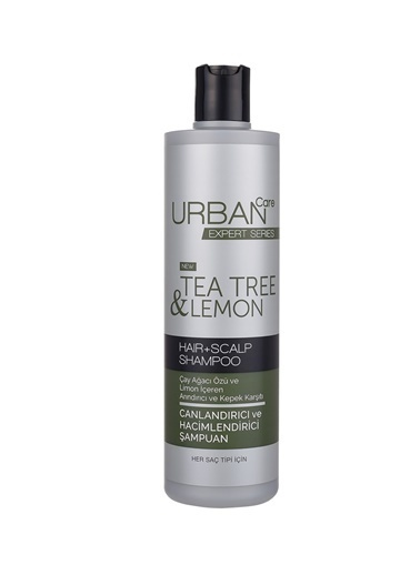 Urban Care Urban Care Expert Series Tea Tree & Lemon Şampuan Renksiz